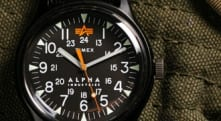 Timex x Alpha Industries